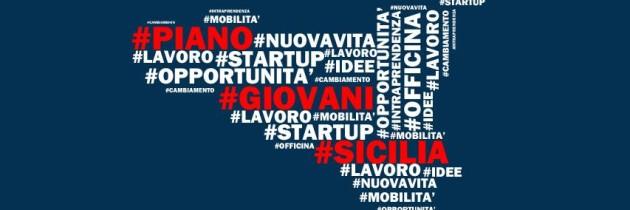 """Al via il nuovo """"Piano Giovani"""" della Regione Sicilia"""