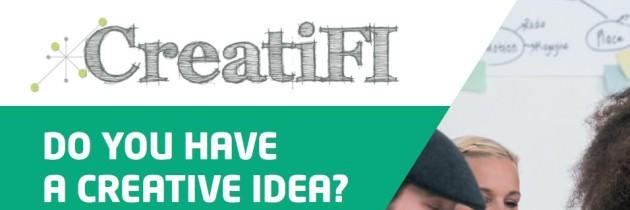 Progetto CreatiFI: la creatività incontra l'ICT