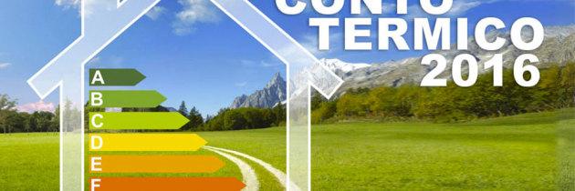 Incentivi al via per il Conto Termico 2.0